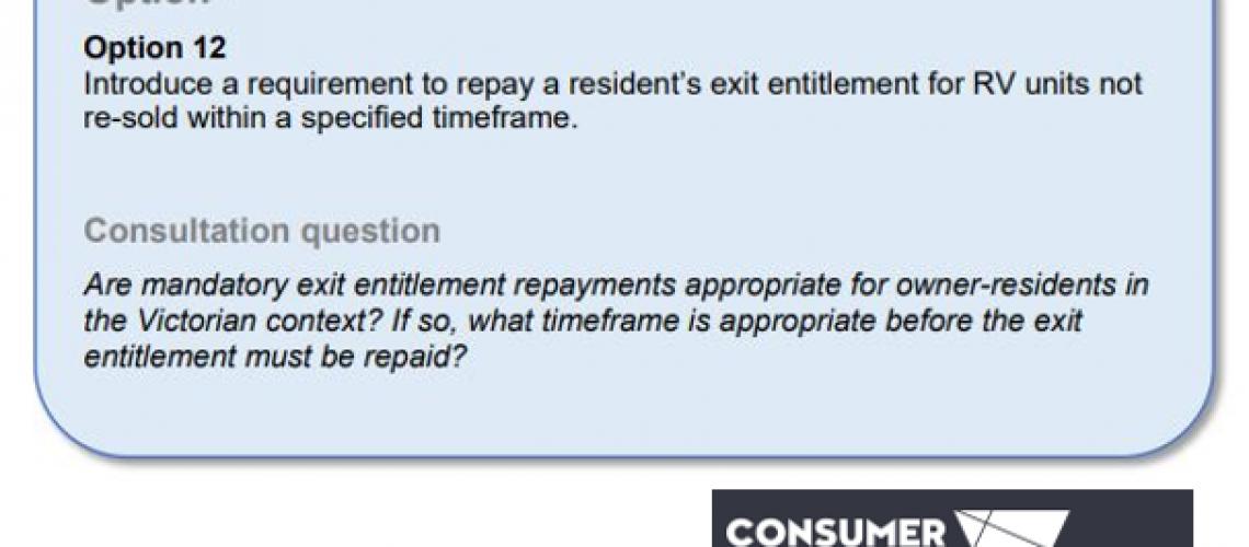 RV regulations